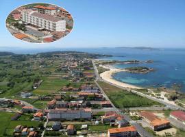 Hotel Con D´Arbon, hotel cerca de Playa de Silgar, A Lanzada