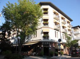 Hotel Diana, hotel in Grado