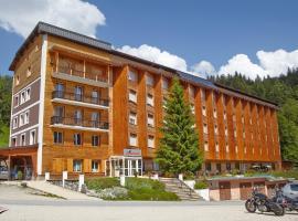 Résidence Le Fontenay, hôtel à Plateau d'Assy