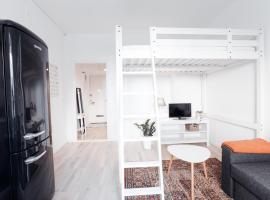 Scandinavian Studio Apartment, huoneisto Helsingissä