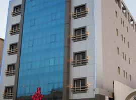 Velvet Inn Hotel Suites, hotel in Jeddah