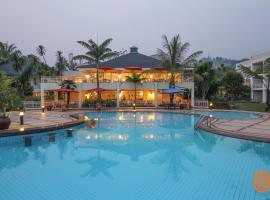 Lake Kivu Serena Hotel, hotel in Gisenyi