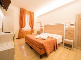 Hotel Carancini, hotell i Salsomaggiore Terme