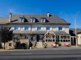 Logis Hotel Le Relais du Teulet, hôtel à Goulles