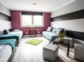 Tetris Sopot – hotel w mieście Sopot