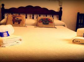 Hostal Yatasto, homestay in Salta