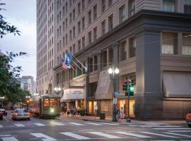 Hampton Inn Downtown / French Quarter Area, hotel near Treasure Chest Casino, New Orleans