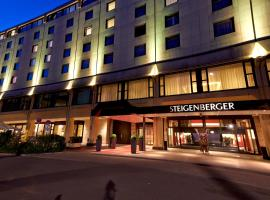 Steigenberger Hotel Berlin, hotel with pools in Berlin
