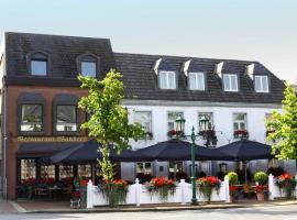 Hotel-Restaurant Wanders, hotel near Zevenaar Station, Elten
