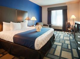 Best Western Galleria Inn & Suites, hotel near The Galleria Houston, Houston