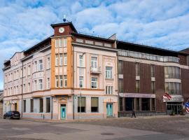 Hotel Kolumbs, hotel in Liepāja