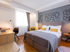 The Well Luxury Rooms, hotel in Zadar