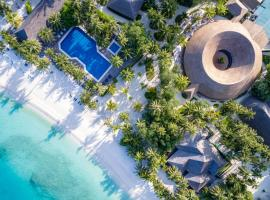 Meeru Island Resort & Spa, hotel in Dhiffushi