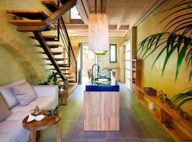 Melina's Home, appartamento a Chania