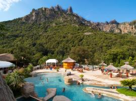 Camping Les Oliviers, campground in Porto Ota