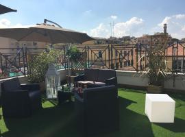 Hotel Dock, hotel near Bologna Metro Station, Rome