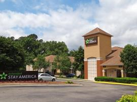 Extended Stay America Suites - Raleigh - North Raleigh - Wake Forest Road, hotel in Raleigh