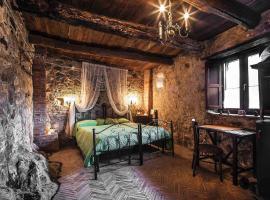 La Voce del Fiume Dimora di Charme, hotel a Brienza