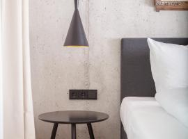 Green Spirit Hotel, hotel romantico a Ratisbona