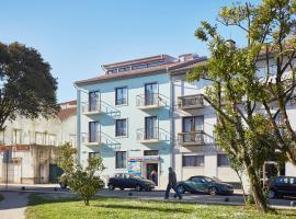 Suites & Hostel Cidade Aveiro, albergue en Aveiro