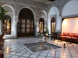 Riad Batchisarai, riad in Fez