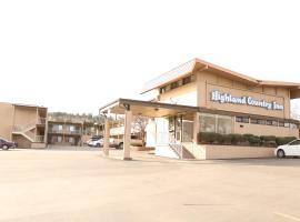 Highland Country Inn Flagstaff, hotel near Flagstaff Medical Center, Flagstaff