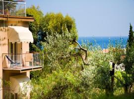 Hotel Mediterraneo, hotel in Laigueglia