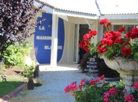 Maison Blanche, cottage in Lanton