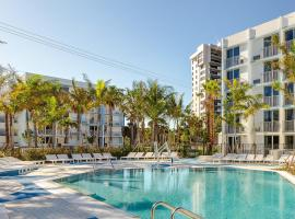 Plunge Beach Resort, hotel in Fort Lauderdale