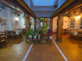 Hotel El Tabanco, hotel en El Bosque