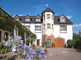 Landhotel Hopp Garni, hotel in Heßheim