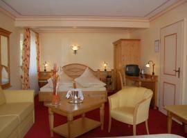 Hotel-Restaurant Schieble, hotel in Kenzingen