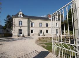 Domaine des Aubuis, hotel in Chinon