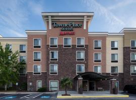 TownePlace Suites Columbia Southeast / Fort Jackson, hotel in Columbia