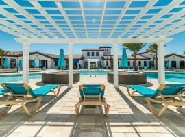 Disney Villa 6Bd/5Ba for 13 sleeps pool/spa, resort in Kissimmee