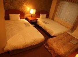 ホテルベルエア仙台、仙台市のホテル