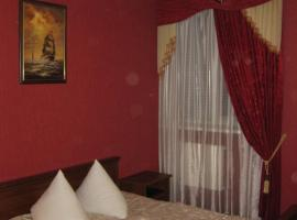 Hotel Dubrava, готель у Полтаві