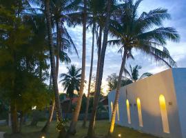 Sense of Yanui, villa in Nai Harn Beach