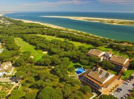 Hotel Nuevo Portil Golf, golf hotel in El Rompido
