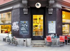 Gasthaus zum Guten Glück, maison d'hôtes à Zurich