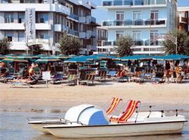 Hotel Bellavista-Olympic, отель в Беллария-Иджеа-Марина
