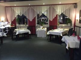 Hotel & Restaurant Blume, отель в Вольфсбурге