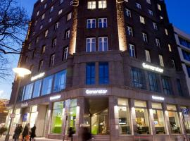 Generator Hamburg, hotel in Hamburg