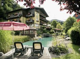 Garni Haus Sonnleitn - Adults only, hotel in Fuschl am See