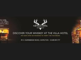 Villa Hotel, hotel in Hamilton