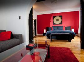 B&B Luxe Suites 1-2-3, self catering accommodation in Antwerp