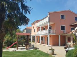 Apartments Sorgo, apartment in Novigrad Istria