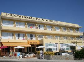 Panorama, hotel en Puerto Pollensa