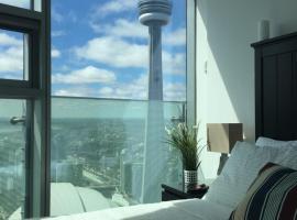 iHost Suites Ice Condo, apartment in Toronto