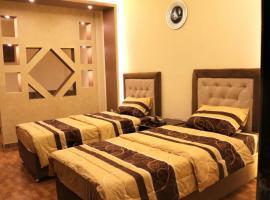 Al Riyati Hotel Apartments, apartment in Aqaba